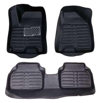 کفپوش سه بعدی خودرو مدل کارمن مناسب برای جک S5