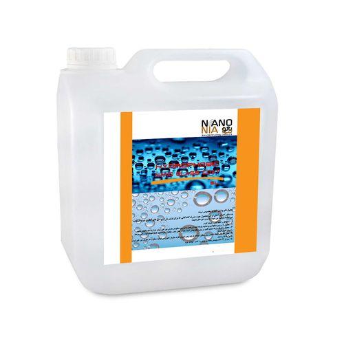 محلول آب گریز شیشه نانونیا مدل N2A-5LIT حجم ۵ لیتر