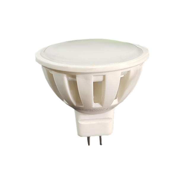 لامپ ال ای دی 5 وات ZZ کد هالوژن پایه GU5.3