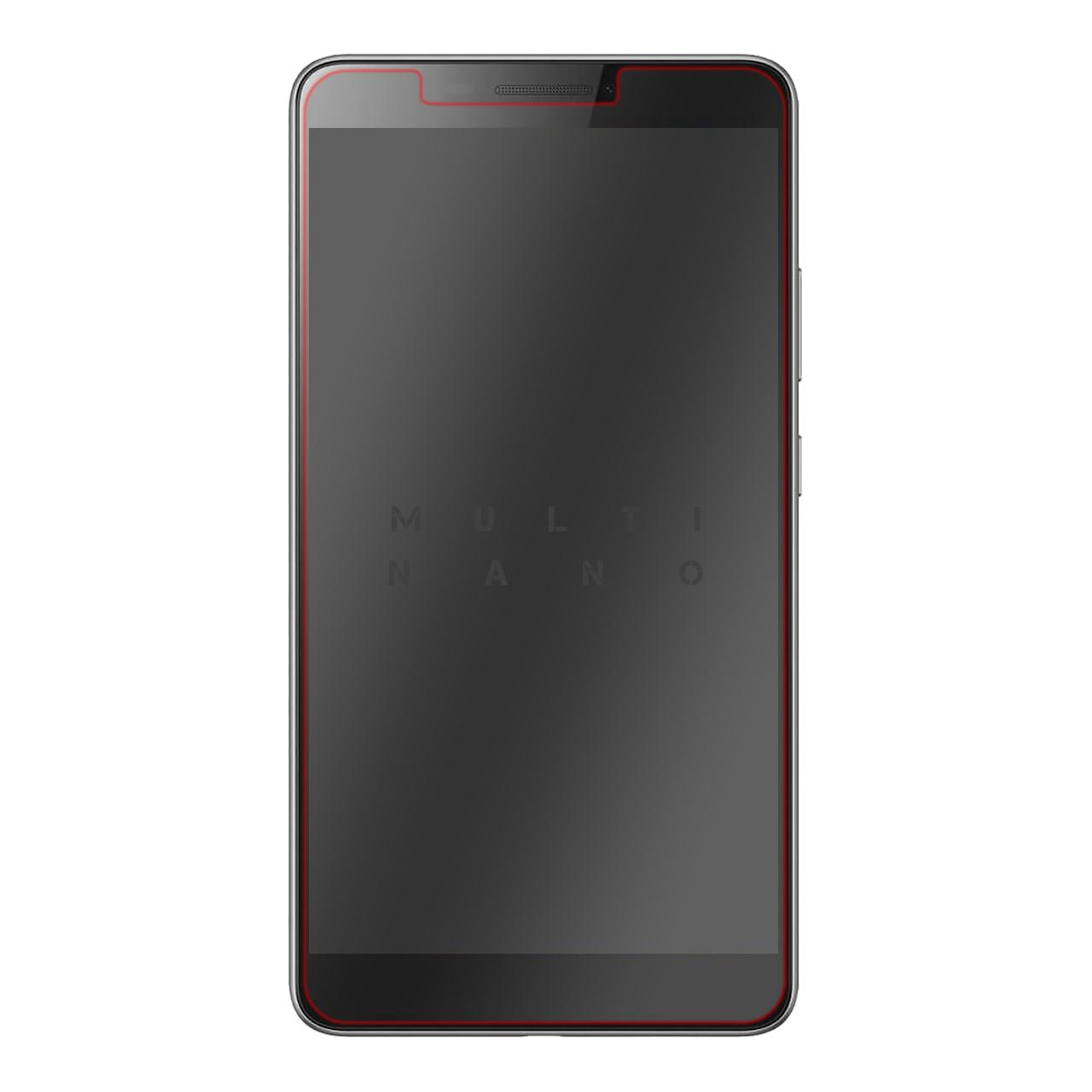 محافظ صفحه نمایش مولتی نانو مدل نانو مناسب برای تبلت لنوو  پی بی 1 / فب 750 ام