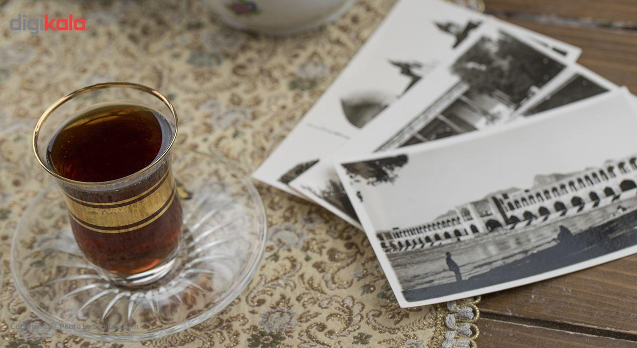 چای سیاه کیسهای دستچین ممتاز گل کیس بسته 25 عددی main 1 1
