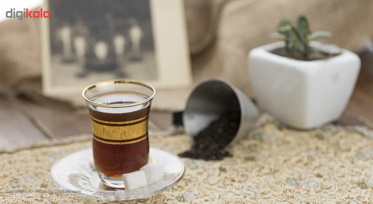 چای صبحانه معطر شهرزاد مقدار 500 گرم main 1 2