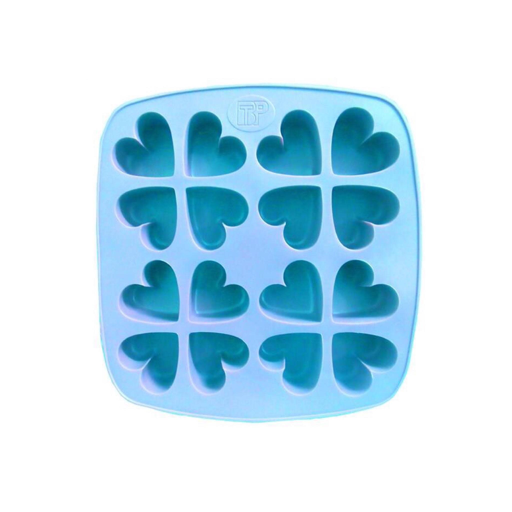 ظرف قالب یخ و کیک و ژله کد 0022 قلب