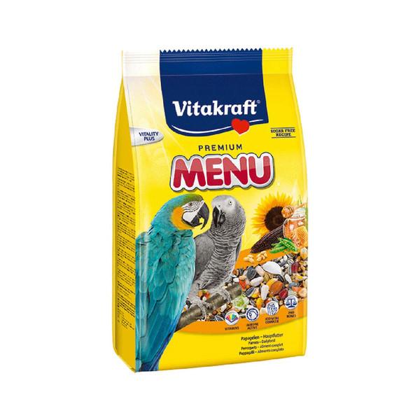غذای خشک طوطی سانان بزرگ ویتاکرافت مدل مخلوط 1 کیلوگرم