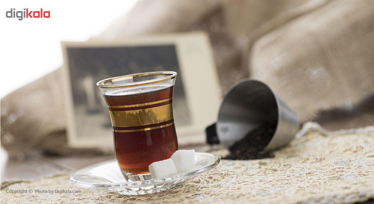 چای سیاه گلستان مدل ارل گری مقدار 500 گرم main 1 3
