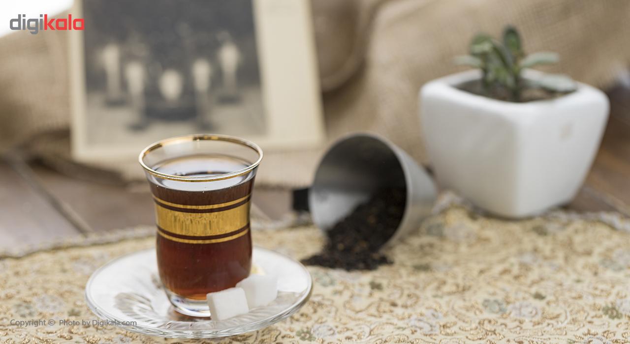 چای سیاه احمد مدل Golden Indian مقدار 500 گرم