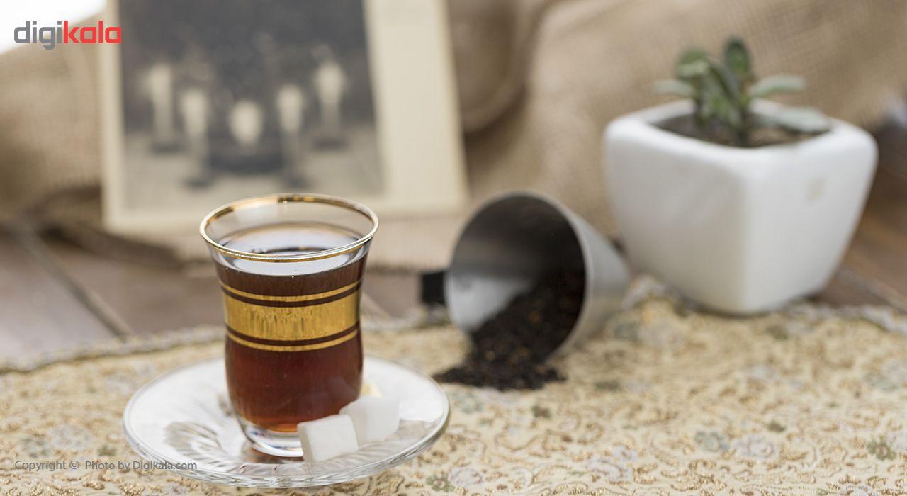 چای شهرزاد مدل Earl Gray بسته 500 گرمی