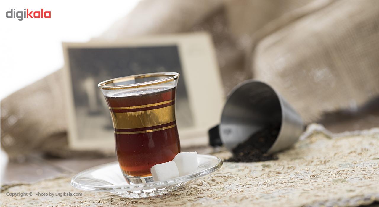 چای شهرزاد با طعم دارچین مقدار 500 گرم