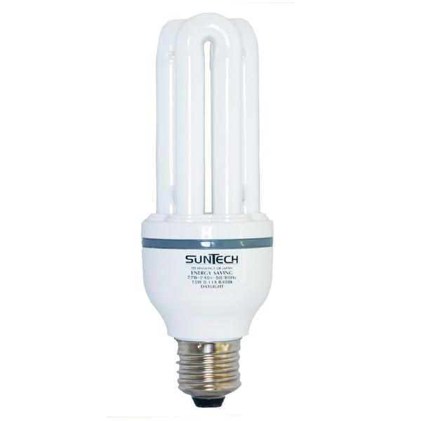 لامپ کم مصرف 15 وات سانتک مدل 925002 پایه E27
