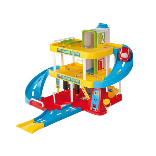 اسباب بازی پارکینگ طبقاتی اسموبی مدل 211303