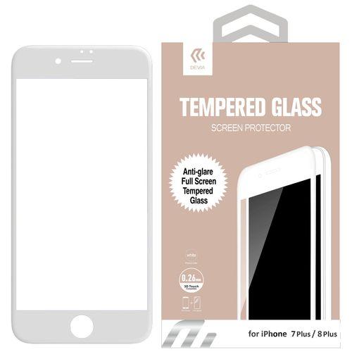 محافظ صفحه نمایش و پشت گوشی دیویا مدل Anti-Glare مناسب برای گوشی اپل iPhone 7 Plus/8Plus