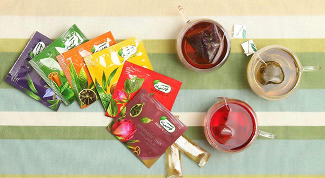 دمنوش گیاهی مخلوط معطر زعفرانی مهرگیاه مقدار 75 گرم main 1 1