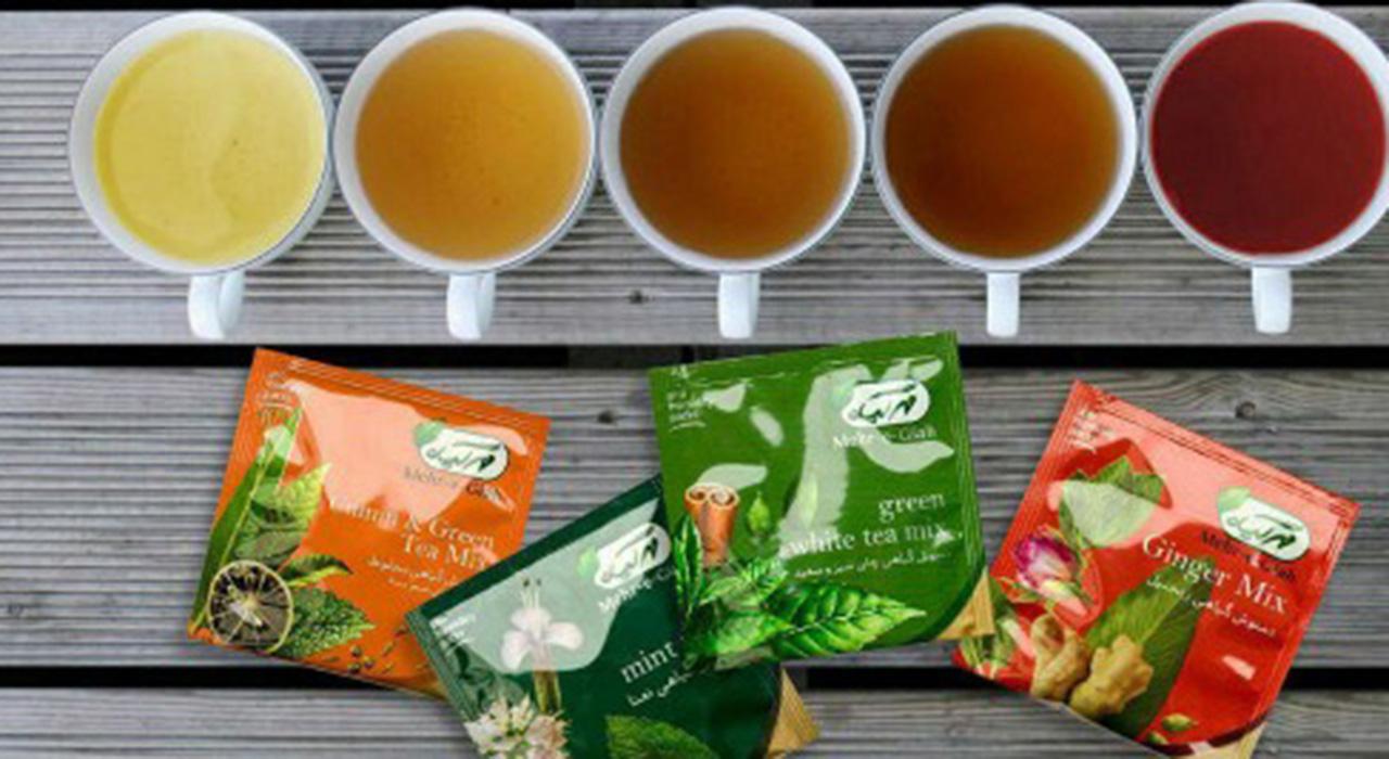 دمنوش گیاهی مخلوط چای ترش حاوی کرن بری مهرگیاه مقدار 100 گرم main 1 1