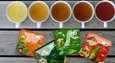 دمنوش مخلوط قهوه سبز مهرگیاه بسته 14 عددی thumb 1
