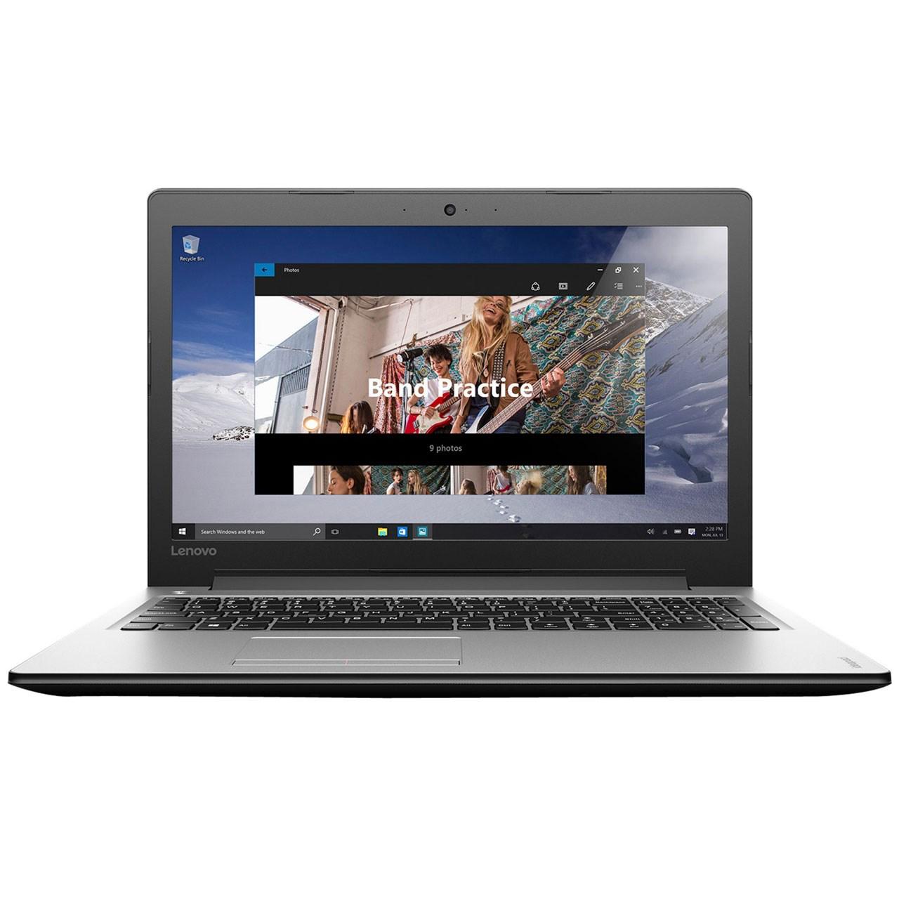 لپ تاپ 15 اینچی لنوو مدل Ideapad 320 - AX |