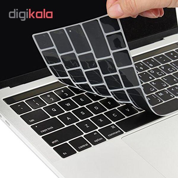 محافظ کیبورد با حروف فارسی مدل ideapad مناسب برای لپ تاپ لنوو main 1 1