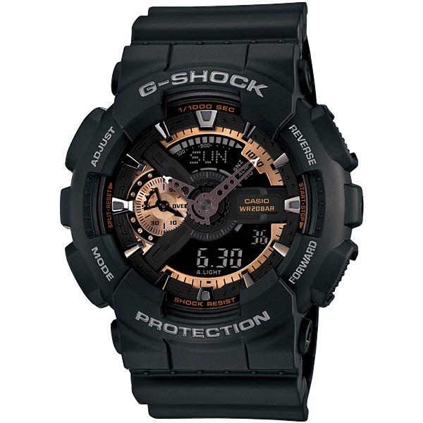 خرید ساعت مچی عقربه ای مردانه کاسیو جی شاک GA-110RG-1ADR