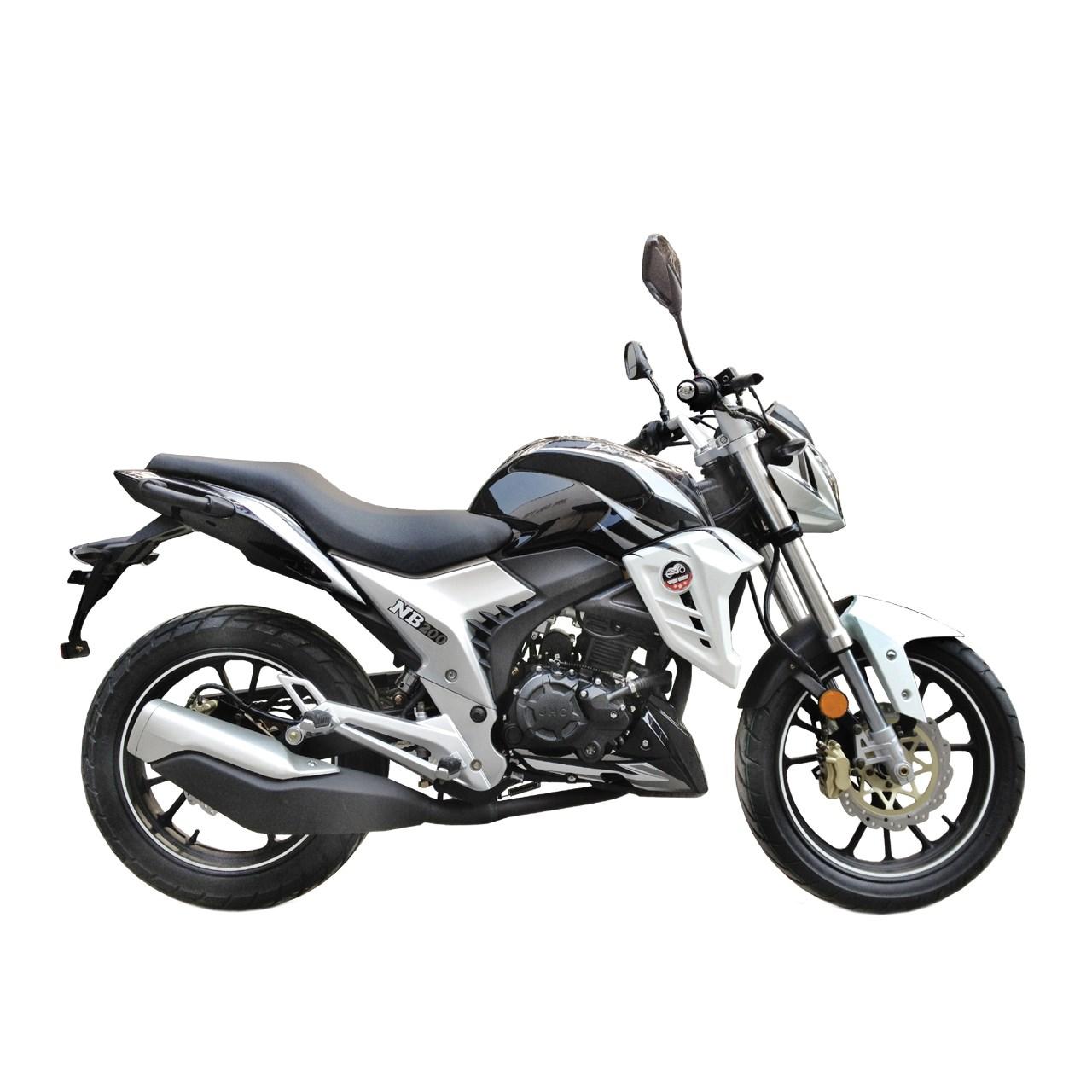 موتور سیکلت همتاز مدل NB200سال 1396