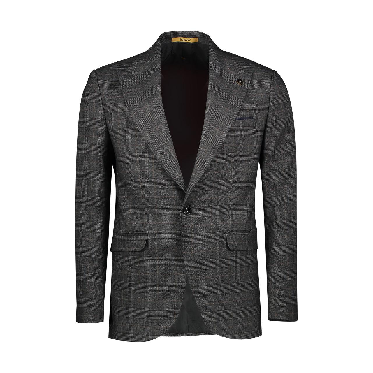 کت تک مردانه بوگوس مدل 91048-8