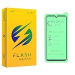 محافظ صفحه نمایش سرامیکی فلش مدل +HD مناسب برای گوشی موبایل سامسونگ Galaxy A30