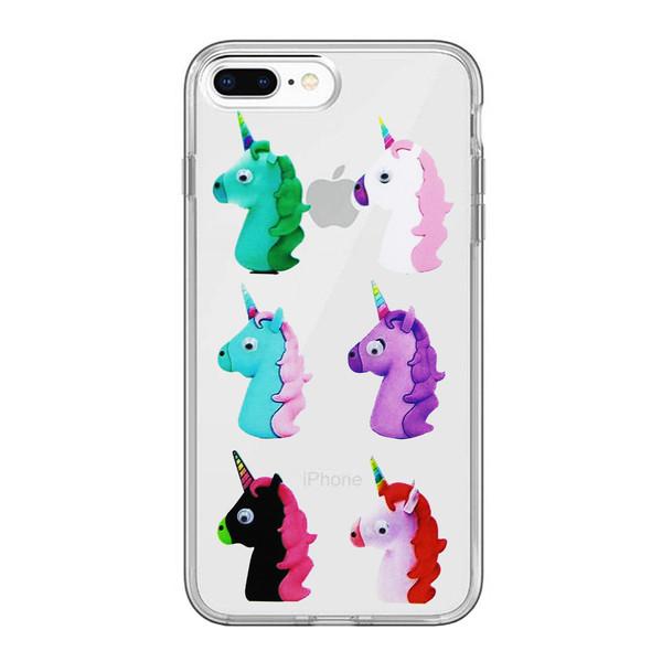 کاور طرح Unicorn مدل CLR-099 مناسب برای گوشی موبایل اپل Iphone 7 Plus/8 Plus