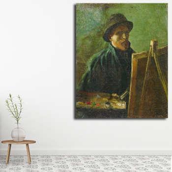 تابلو شاسی مدل نقاشی های ونگوک کد 11