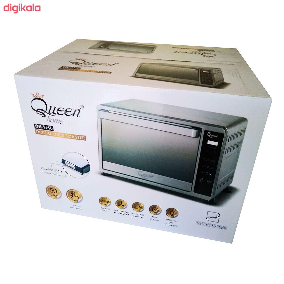 آون توستر کویین هوم مدل QH-9250 main 1 8