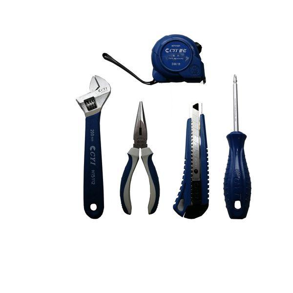مجموعه 5 عددی ابزار سی وای آی مدل H01018
