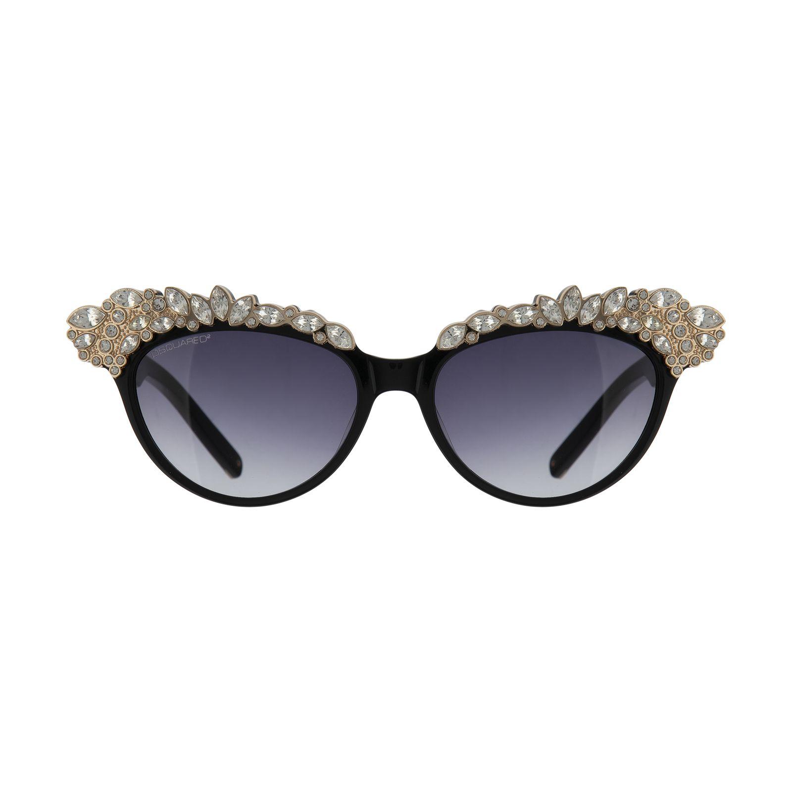 عینک آفتابی زنانه دیسکوارد مدل 0118 -  - 2