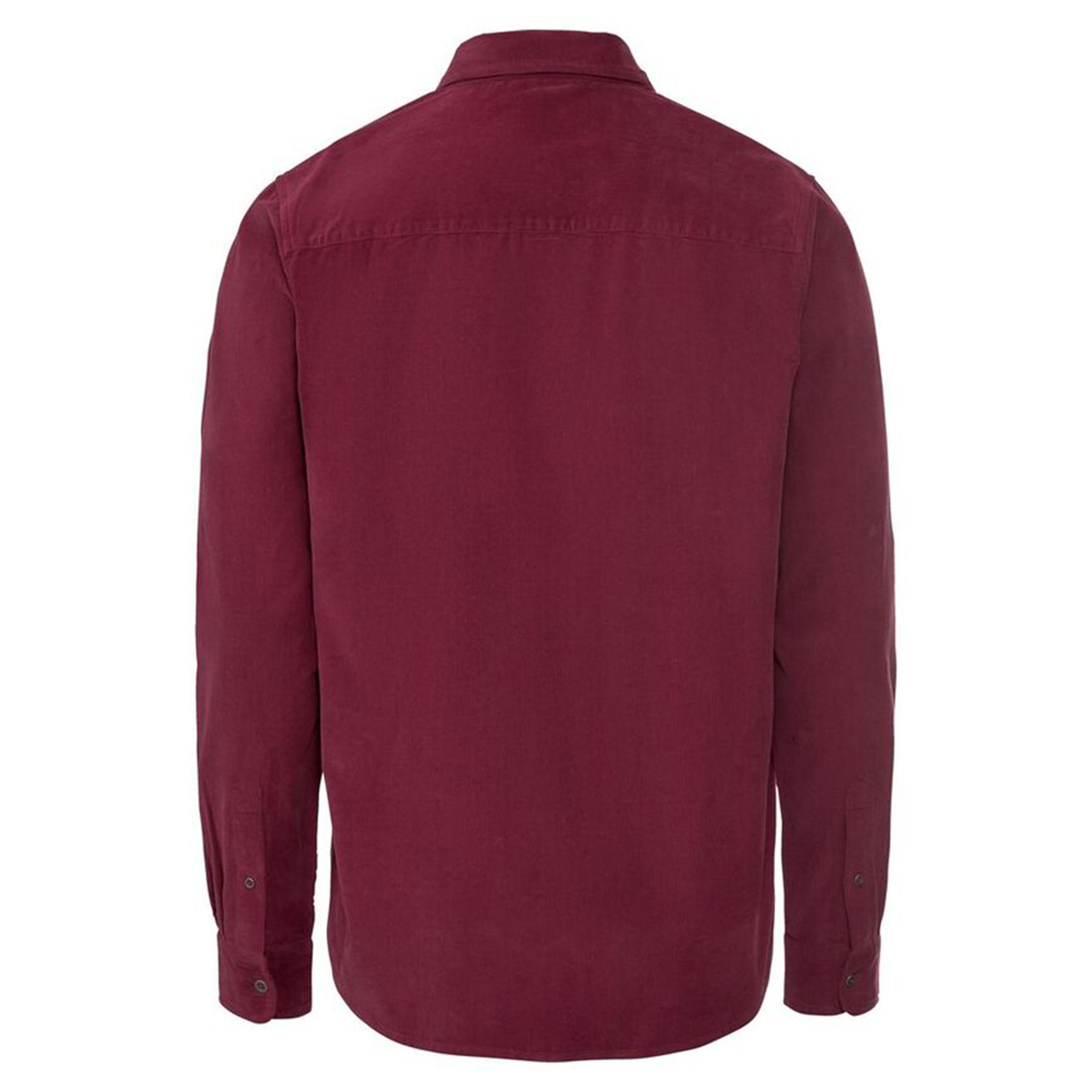 پیراهن آستین بلند مردانه لیورجی مدل 3334472 رنگ قرمز main 1 3