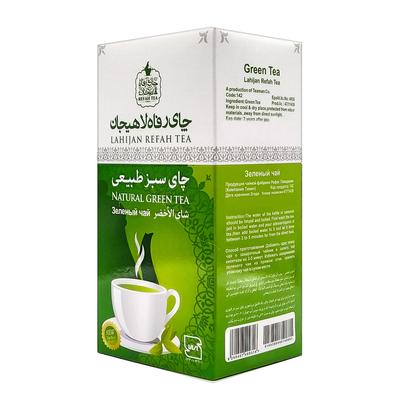 چای سبز طبیعی چای رفاه لاهیجان - 210 گرم