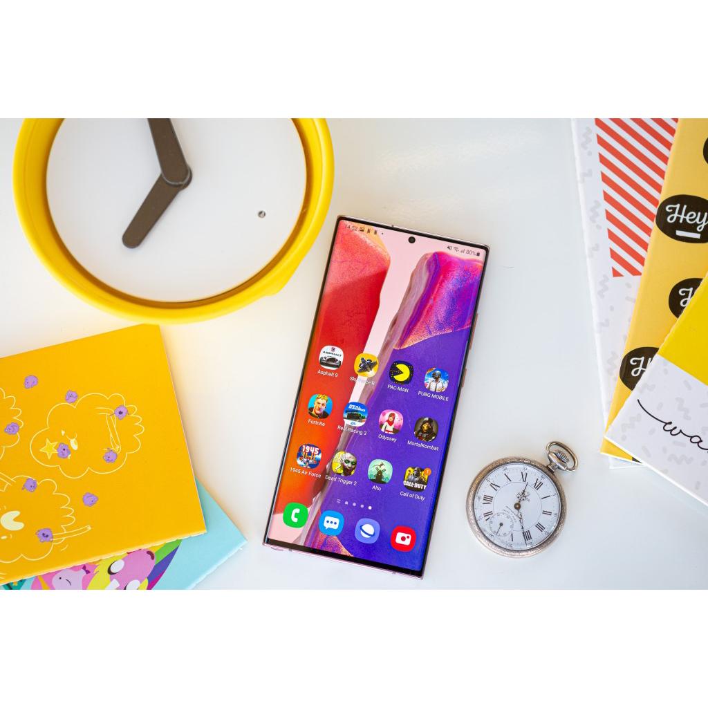 گوشی موبایل سامسونگ مدل Galaxy Note20 Ultra 5G SM-N986 دو سیم کارت ظرفیت 256 گیگابایت main 1 19
