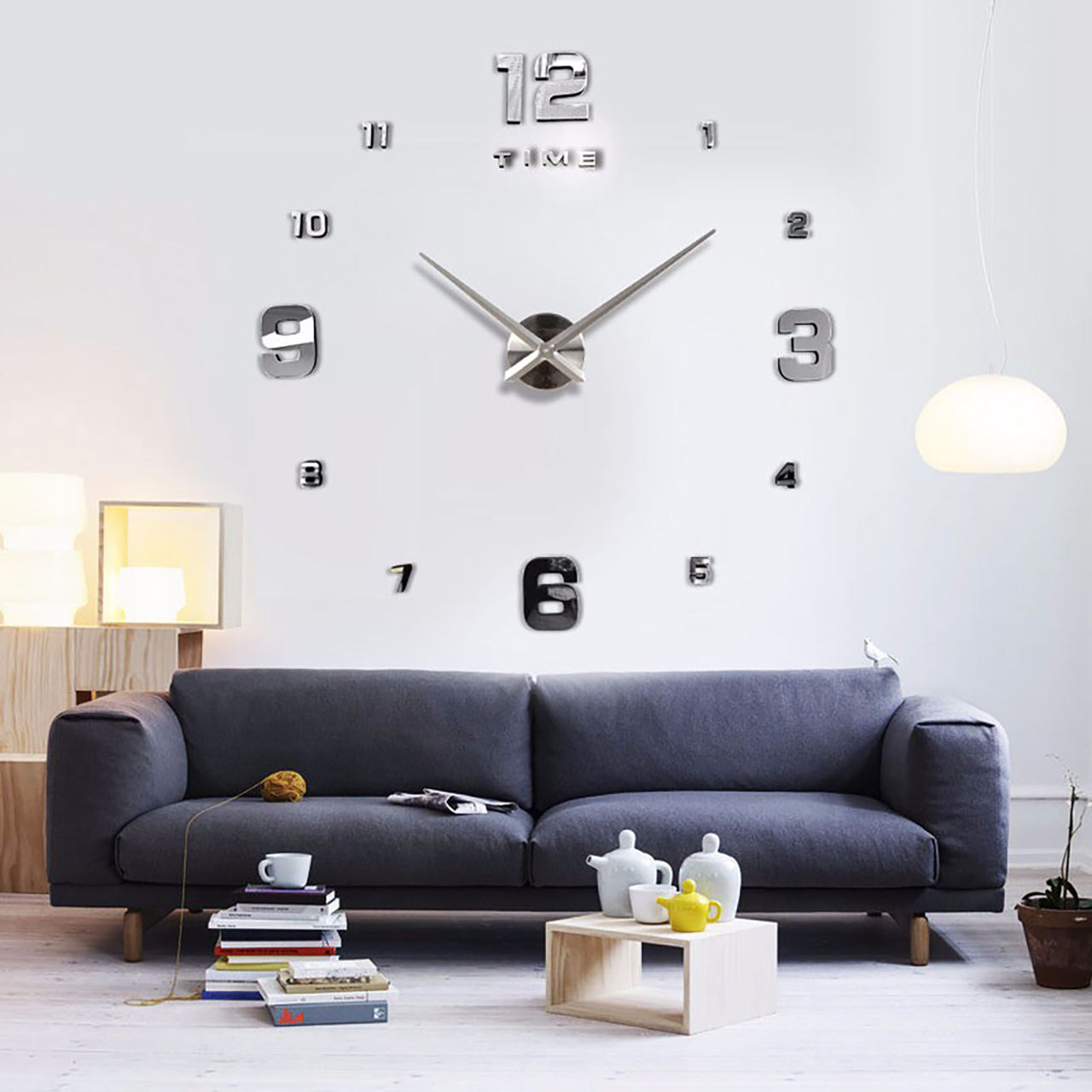 ساعت دیواری اِلِنسی مدل Harmony
