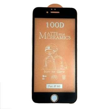 محافظ صفحه نمایش مات مدل CR مناسب برای گوشی موبایل اپل iphone 6/6S