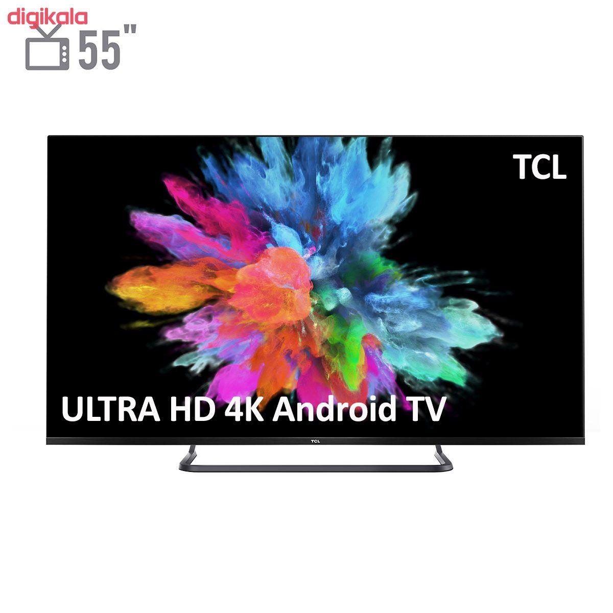 تلویزیون ال ای دی هوشمند تی سی ال مدل 55P8SA سایز 55 اینچ main 1 5
