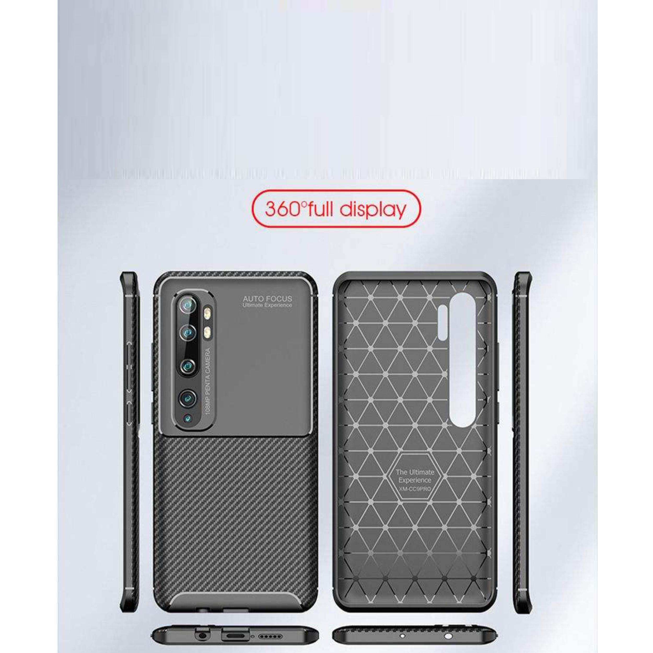 کاور لاین کینگ مدل A21 مناسب برای گوشی موبایل شیائومی Mi Note 10/Note 10 Pro/CC9 Pro thumb 2 10