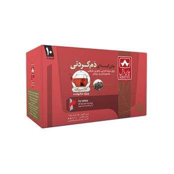 چای کیسه ای دم کردنی کلاسیک چای دبش بسته 10 عددی