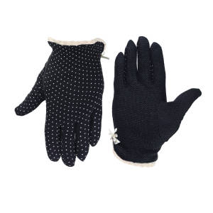 دستکش زنانه مدل خال 1