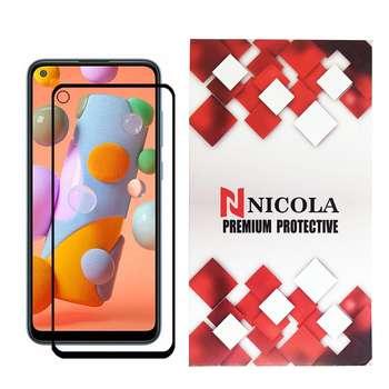 محافظ صفحه نمایش نیکلا مدل N_9 مناسب برای گوشی موبایل سامسونگ Galaxy A11