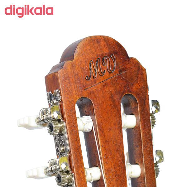 گیتار کلاسیک وفائی مدل MV x main 1 3