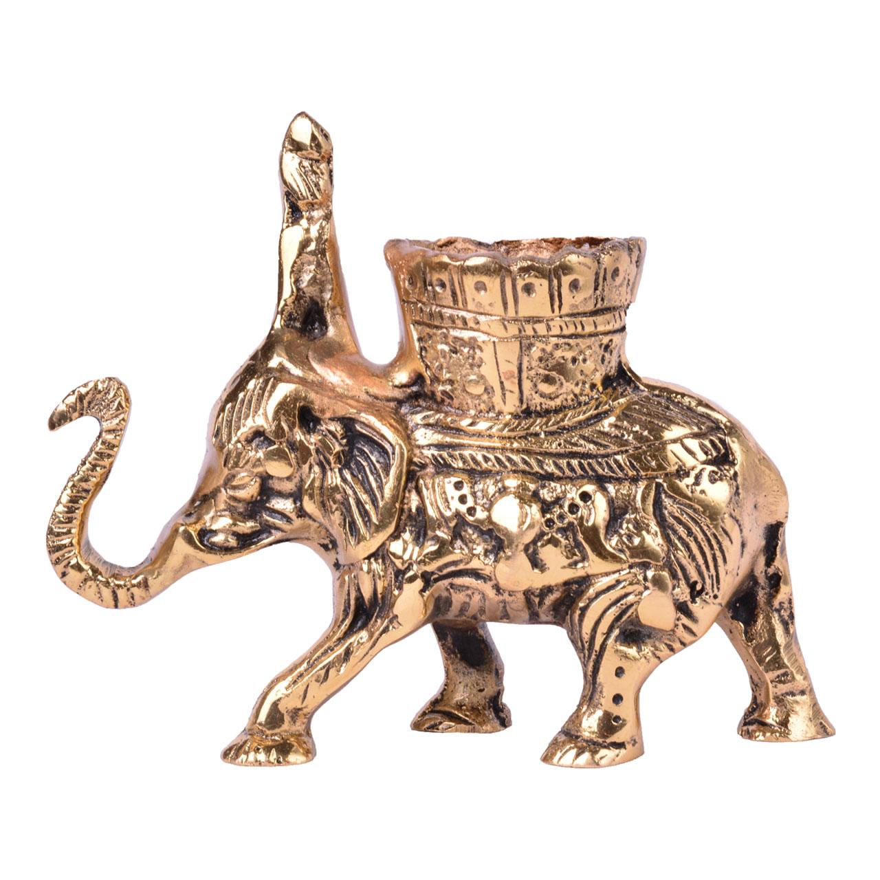 مجسمه برنزی مدل فیل