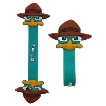 بست کابل شارژ مدل Duck بسته دو عددی