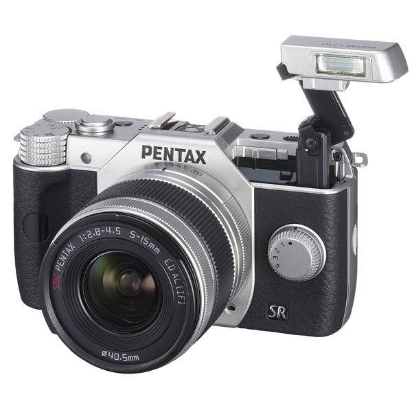 دوربین دیجیتال پنتاکس کیو