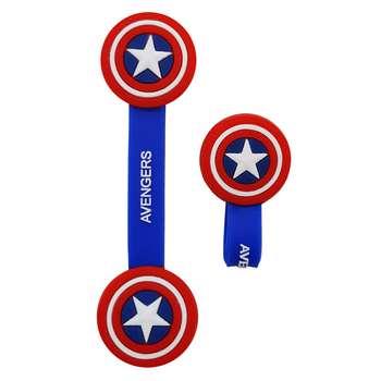 بست کابل شارژ مدل Captain بسته دو عددی