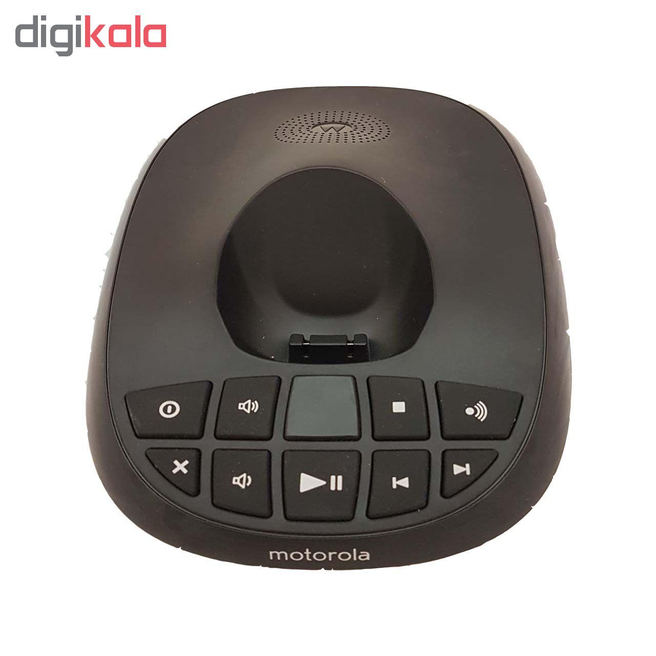 قیمت                      تلفن بی سیم موتورولا مدل C1211