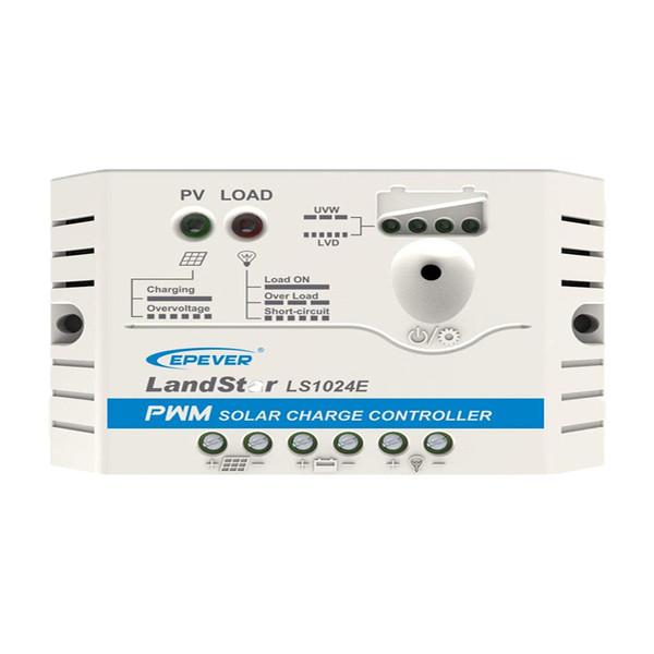 کنترل کننده دیجیتال شارژ خورشیدی  10 آمپر ای پی اور مدل LS1024E