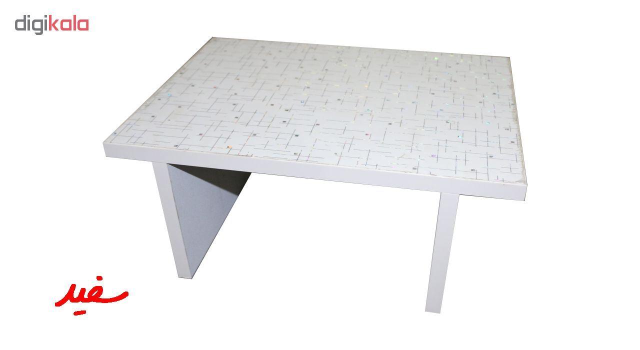 میز لپ تاپ و تحریر مدل پاییز سایز کوچک