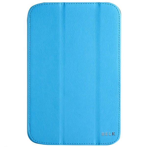 کیف کلاسوری بلک مدل Magnetic Flap مناسب برای تبلت سامسونگ Tab 3 7.0 / 3200