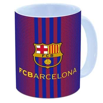 ماگ طرح تیم بارسلونا کد 13WM