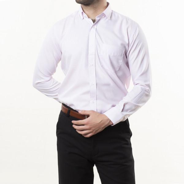 پیراهن آستین بلند مردانه زی سا مدل 1531405LG84